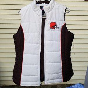 Cleveland Browns Vest